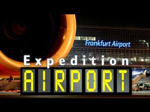 Reportage Frankfurt Airport Teil 1/3
