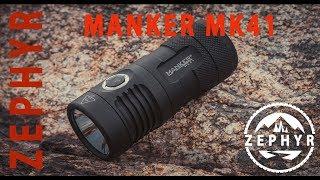 manker MK41 Unboxing si scurta prezentare