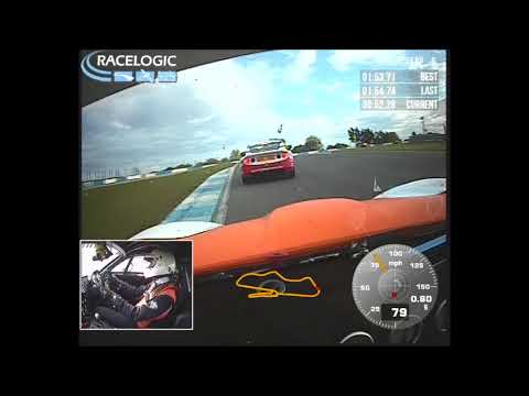 Ginetta G40 GRDC+ Donington lap