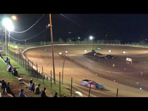 4-12-2019 I-77 Speedway UMP Modified Hot Laps