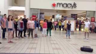 """One Day More"" from Les Mis - Flash Mob at the Richland Mall"