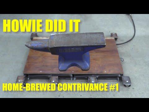 Howie Did It - Hydraulic Lifting Platform