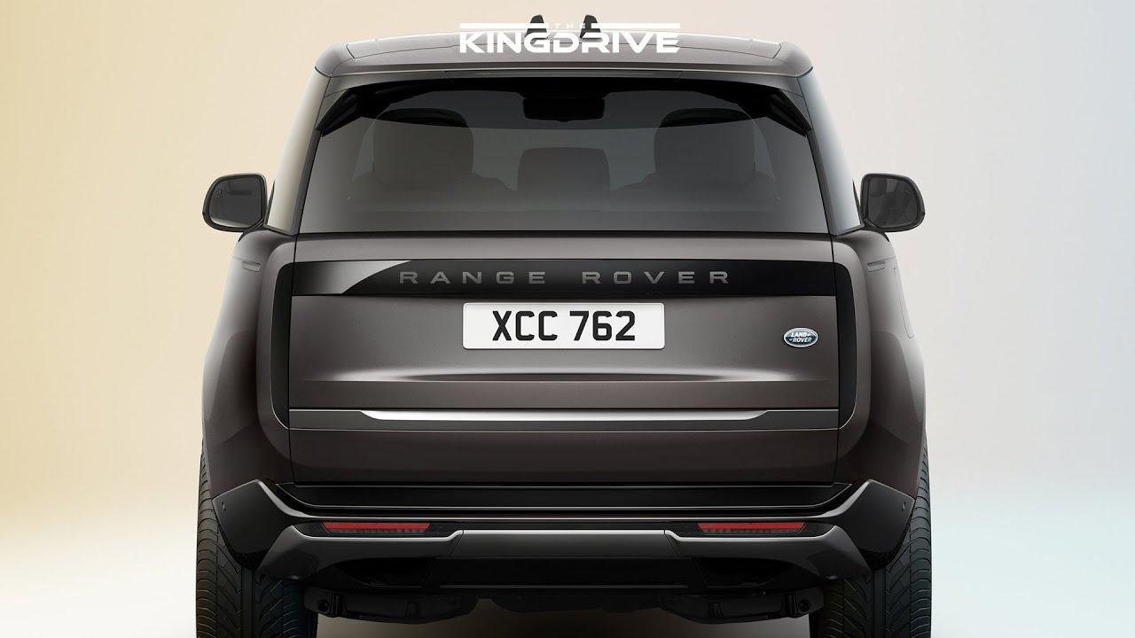 Новое поколение Land Rover Range Rover 2022 с двигателем от BMW.