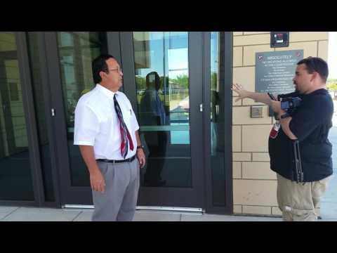 Joe Mead Jefferson County Sheriff's Office 1st Amendment ((PASS)) Courthouse Audit