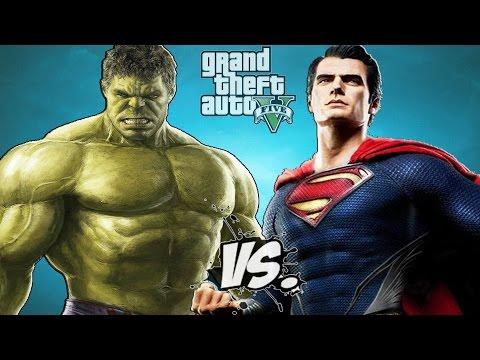 Hulk vs Superman Epic Fight Teaser | FunnyDog.TV