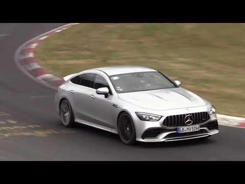 Рекорд Нюрбургринга на Mercedes-AMG GT — самая быстрая четырехместка 2018