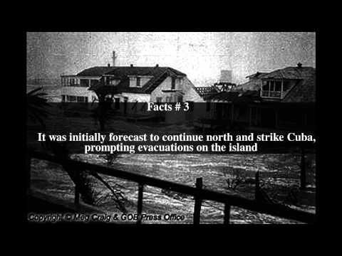 Hurricane Hattie Top # 6 Facts