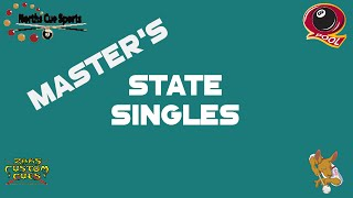 2016 Qld 8 Ball Masters State Singles