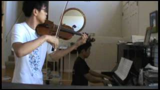 Naruto - Man of the World (Utsusemi) Violin and Piano