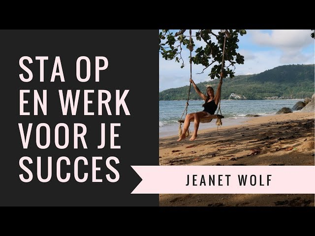 Sta op en werk voor je succes | KickAss Motivational Video