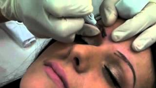 eyebrows hair strokes 2 brunete Thumbnail