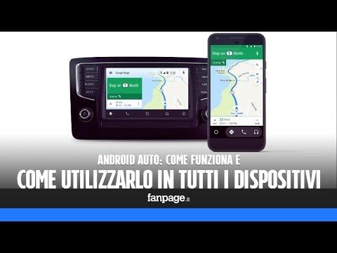 Android Auto compatibile con tutti i dispositivi: ecco come funziona e come scaricare l