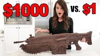 $1 vs. $1000 Chocolate!