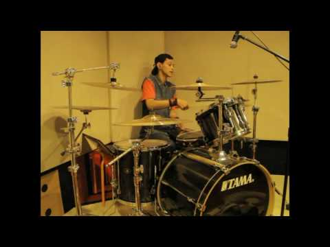 R Wiryawan - Dr OH OH OH - Cinta JKT48 (Drum Cover)