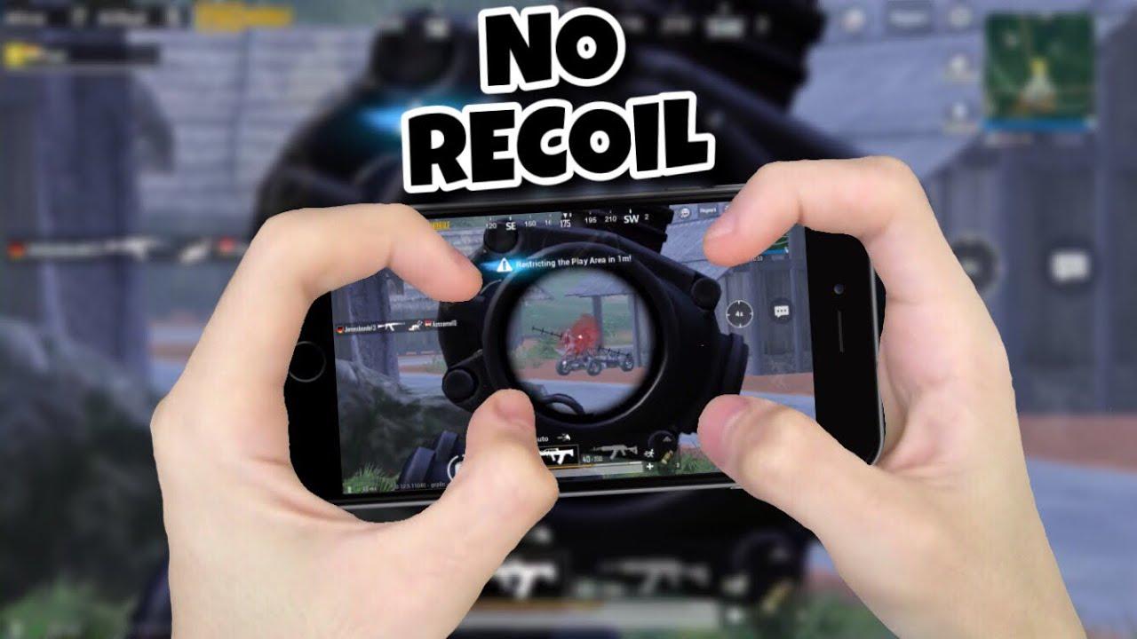 NO RECOIL !   25 KILL   SOLO VS SQUAD   PUBG MOBILE