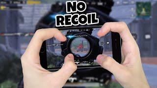 NO RECOIL ! | 25 KILL | SOLO VS SQUAD | PUBG MOBILE