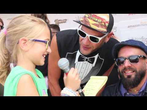 APMAs: Kids Interview Bands - Killswitch Engage (Jesse Leach, Adam Dutkiewicz)