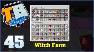Christmas Witch Farm | Truly Bedrock Season 2 Episode 45 | Minecraft Bedrock Edition