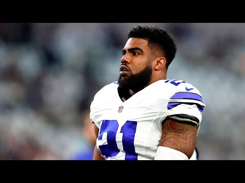 Dallas Cowboys RB Ezekiel Elliott suspended 6 games