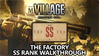 Resident Evil 8 Village - Mercenaries: The Factory - SS Rank Walkthrough