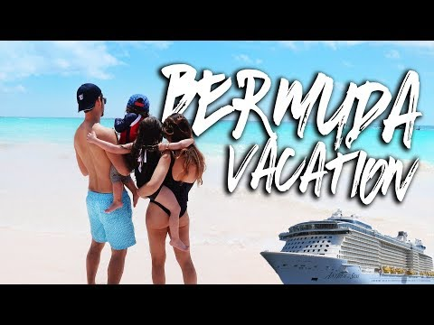 BERMUDA Vacation - Smile - Anthem of the Seas - Royal Caribbean (Fan Music Video)