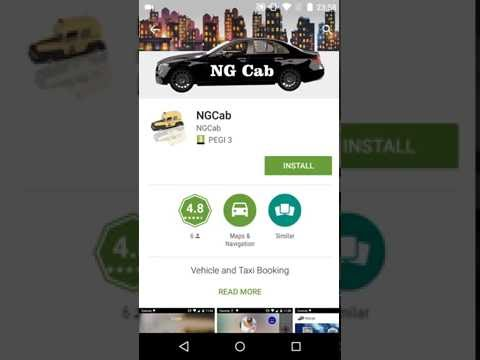 Hot To install passenger NGCab App on Android Phone