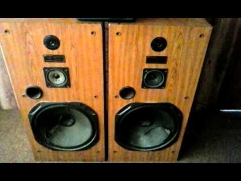 Fisher Ste 2100 Speakers Restaured Doovi