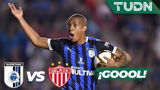 ¡Gool de Lucumí! Hay ilusión   Querétaro 2 - 0 Necaxa   Liga Mx - AP 19 - Cuartos de final   TUDN