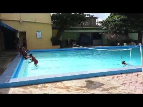 Matum hotel casino in santiago youtube for Piscina hotel w santiago
