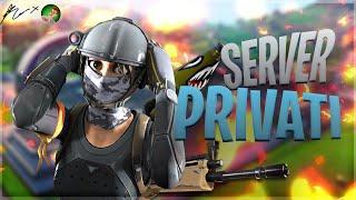PRIVATE SERVER + SKIN FREE-CODICE GOGODRAW | | LIVE FORTNITE ITA