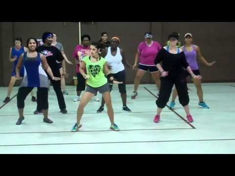 Zumba Fitness La Chica Sexy Merengue Alberto Flash