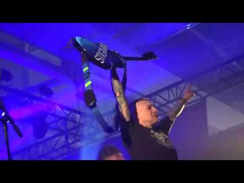 AGNOSTIC FRONT - Live at Street Punk Ink Mas Party 2017 (Full Set)