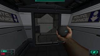System Shock 2 - Deck 4 - Meeting Dr. Polito