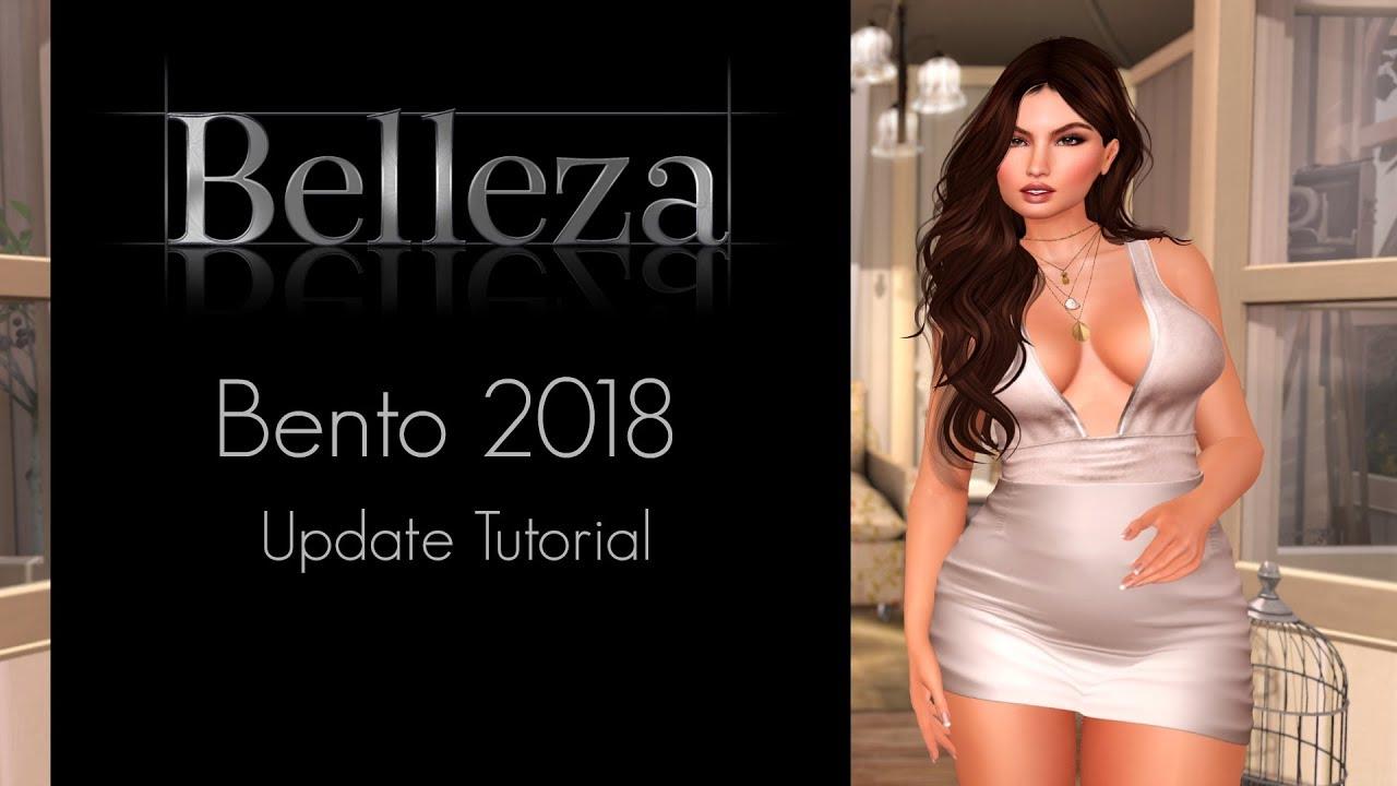 Belleza Freya Venus Isis Mesh Body Review - Guide - Second Life Sherpa