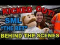 """THE BET"" BEHIND THE SCENES (KICKED OUT OF WALMART!!!)"