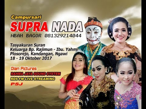 LIVE STREAMING CS.SUPRA NADA//DIAN PICTURES//RAHMA SOUND SYSTEM