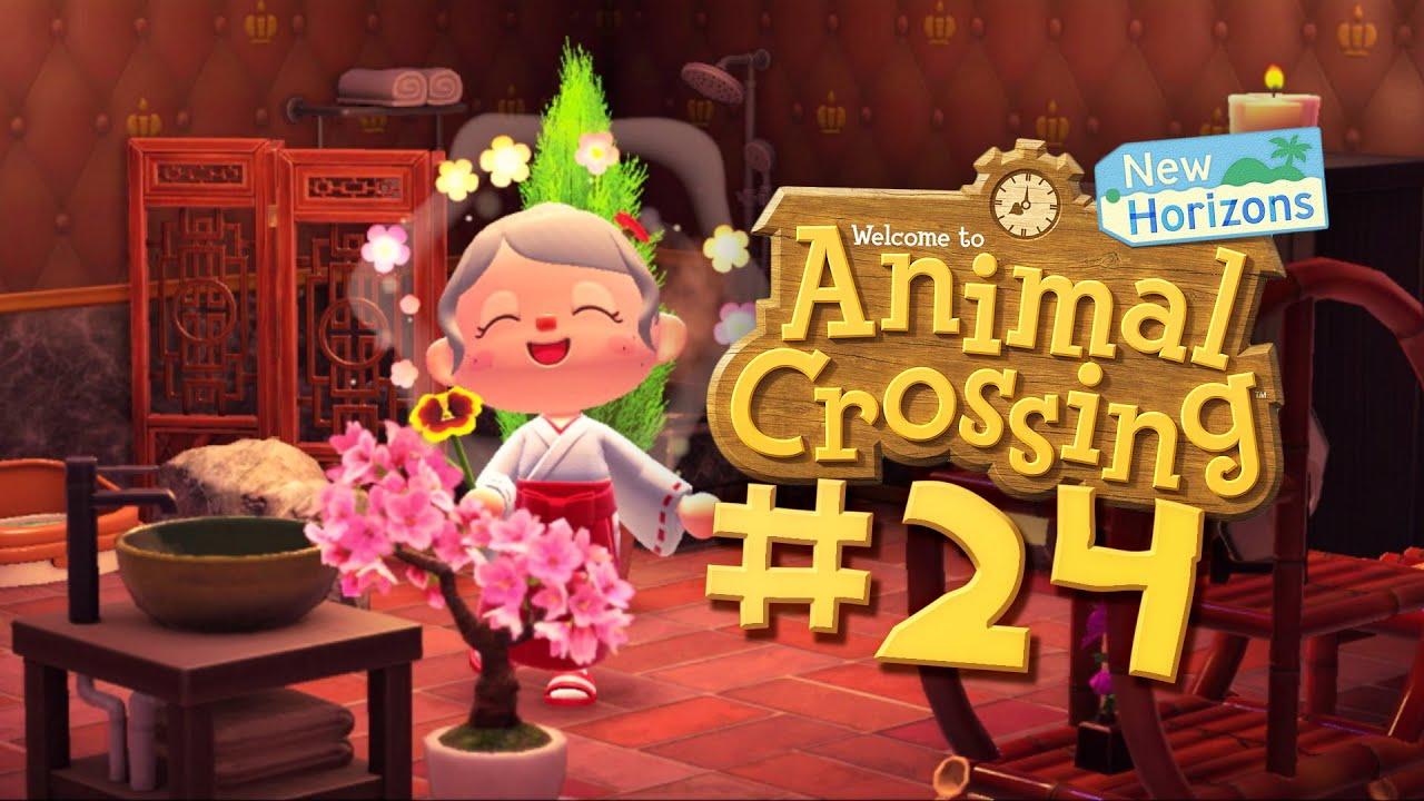 Animal Crossing New Horizons 🏝️ Tag 27 -Herumrüben & Besuchen