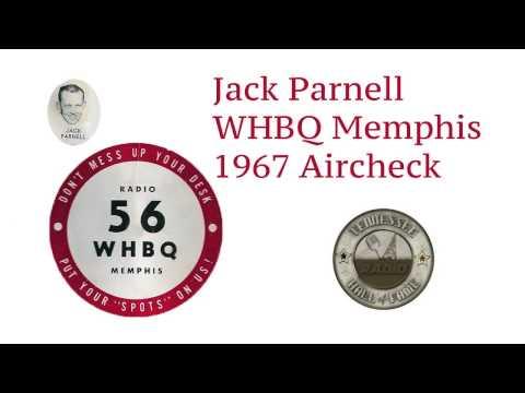 Jack Parnell WHBQ Memphis TN 1967