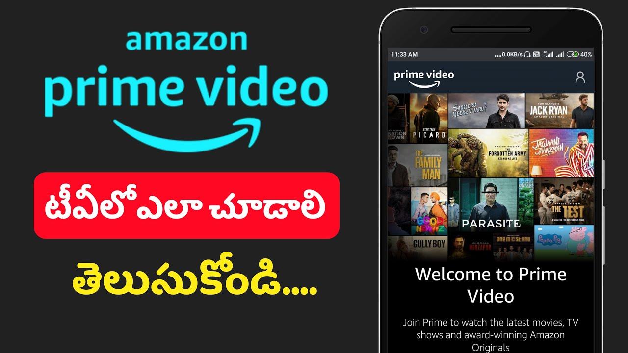 Amazon Prime Sprache ändern Smart Tv