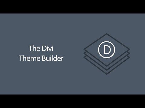 Using The Divi