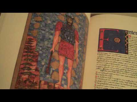 """""""The Red Book"""" by Carl Jung [HD]"""