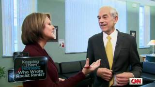 CNN and Fox Both Gunning for Ron Paul: Conspiracy or Reality?