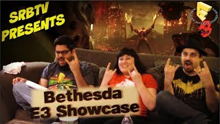 SRBTV Presents Bethesda Press Conference E3 2018