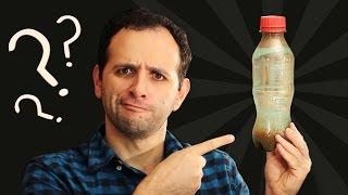 O que fizeram com a minha Coca-Cola?
