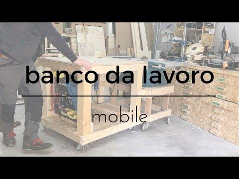 Fai da Te -  Banco da lavoro mobile