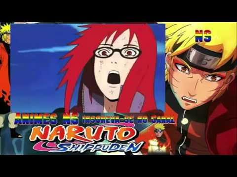 Sasuke vs Killer bee Luta Completa