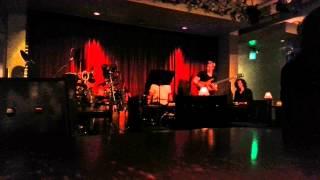 Leddie Garcia & Friends 2@ Cafe Cordiale 12/27/12