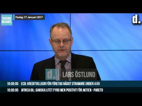 Trading Direkt 2017-01-17 - Fortsätt dämpat i väntan på May
