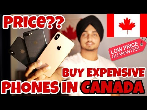 How Students Buy Expensive Phones | Iphone Price In Canada