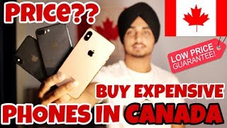 How Students Buy Expensive Phones Iphone price in Canada